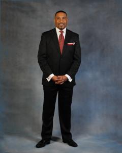 Rev. Derrick B. Wells